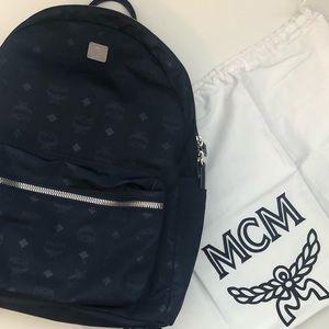 NWT MCM Backpack